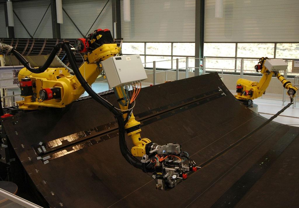 manufacturing robotics engineering DP-NXA