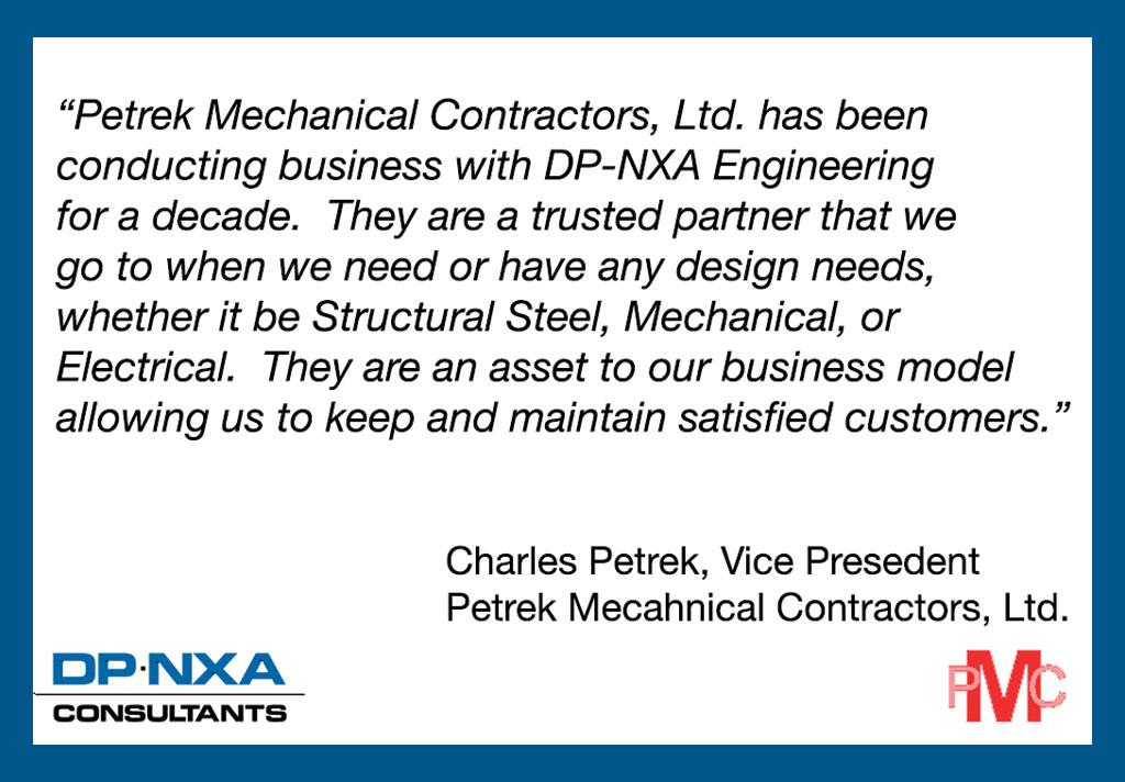 Petrek Engineering DP-NXA
