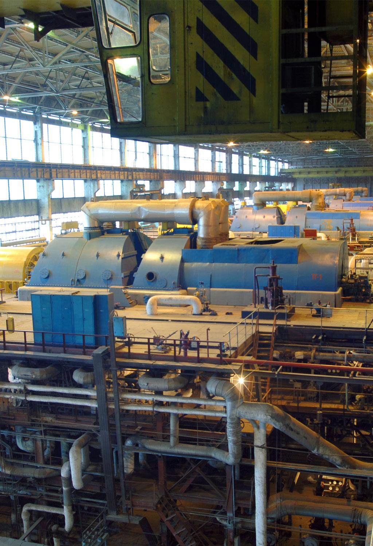 Turbine Generator DPNXA Power Generation